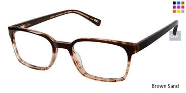 Brown Sand Kliik Denmark 633 Eyeglasses .