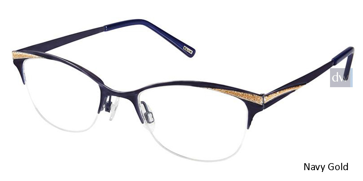 Kliik Denmark 620 Kids Prescription Eyeglasses Daniel
