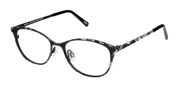 Black Kliik Denmark 617 Eyeglasses - Teenager.