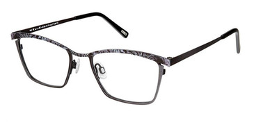Grey Feather Kliik Denmark 611 Eyeglasses - Teenager.