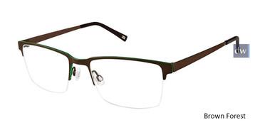 Brown Forest Kliik Denmark 609 Eyeglasses