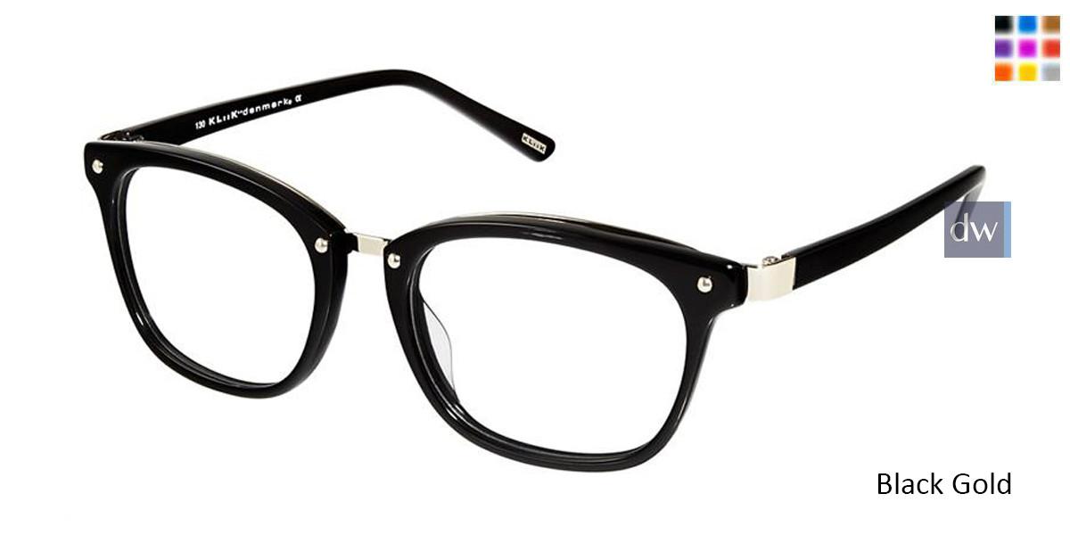 fb82c65e323 Kliik Denmark 608 Eyeglasses - Teenager - Daniel Walters Eyewear