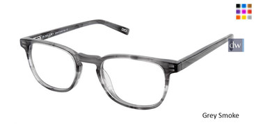 Grey Smoke Kliik Denmark 604 Eyeglasses
