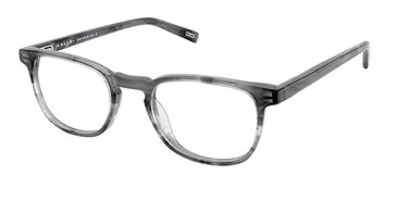 Grey Smoke Kliik Denmark 604 Eyeglasses.