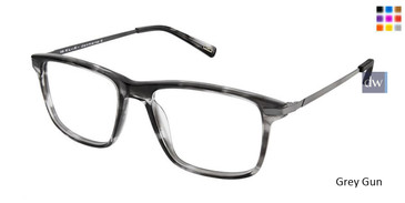 Brown Black Kliik Denmark 599 Eyeglasses