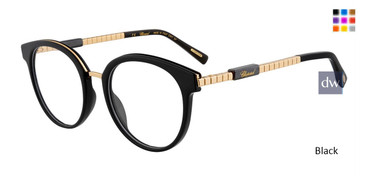 Black Chopard VCH239 Eyeglasses