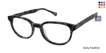 Grey Feather Kliik Denmark 584 Eyeglasses