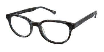 Grey Feather Kliik Denmark 584 Eyeglasses.