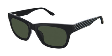Black Lulu Guinness L152 Sunglasses.
