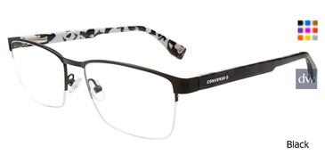 Black Converse Q110 Eyeglasses.