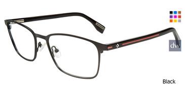 Black Converse Q111 Eyeglasses.