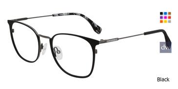Black Converse Q114 Eyeglasses.