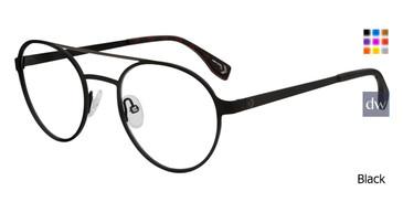 Black Converse Q115 Eyeglasses.