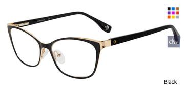 Black Converse Q206 Eyeglasses.