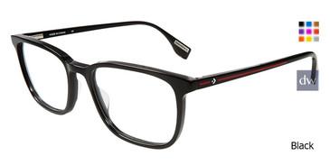 Black Converse Q313 Eyeglasses.