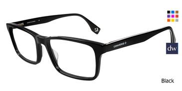 Black Converse Q316 Eyeglasses.