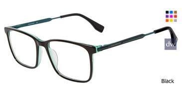 Black Converse Q319 Eyeglasses.