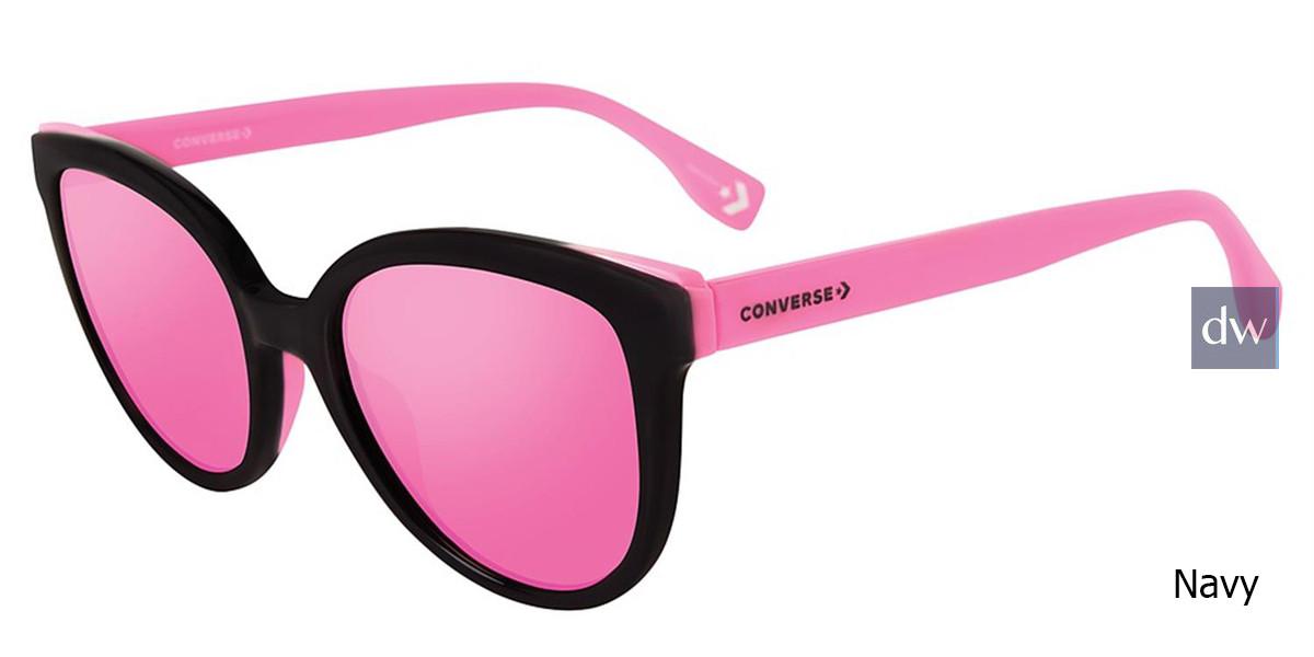 Navy Converse SCO046 Sunglasses.