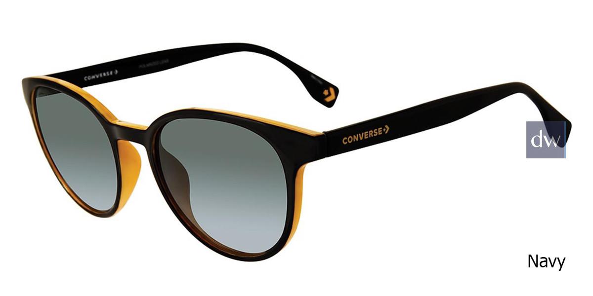 Navy Converse SCO048 Sunglasses.