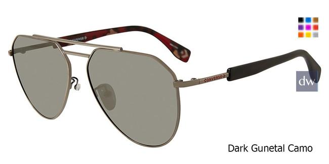 Dark Gunetal Camo  Converse SCO052 Sunglasses,