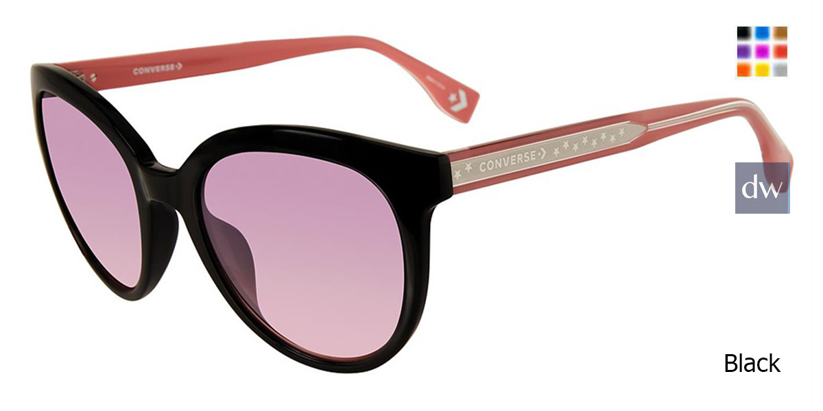 Black Converse SCO055 Sunglasses.