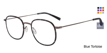 Blue Tortoise Jones New York J360 Eyeglasses - Teenager.