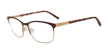 Brown Jones New York J490 Eyeglasses.