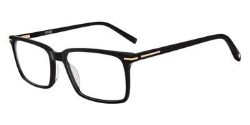 Black Jones New York J532 Eyeglasses.