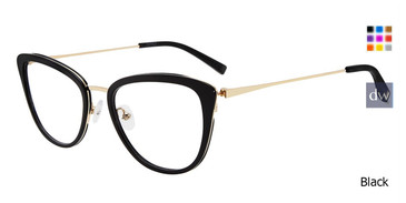 Black Jones New York J771 Eyeglasses.