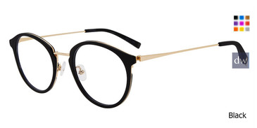 Black Jones New York J772 Eyeglasses - Teenager.