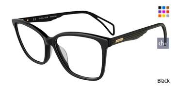 Black Police  VPL731 Eyeglasses.