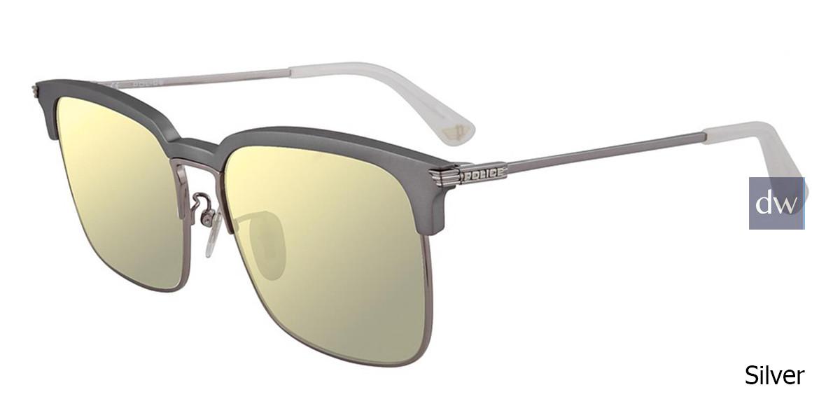 Silver Police SPL576E Sunglasses.