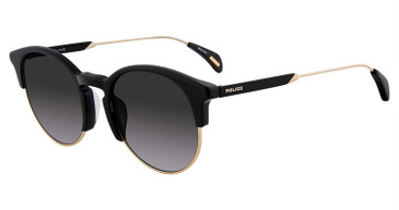Black Police SPL738 Sunglasses.