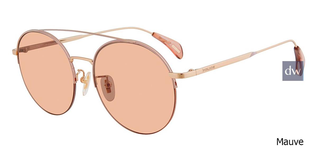Mauve Police SPL741 Sunglasses.