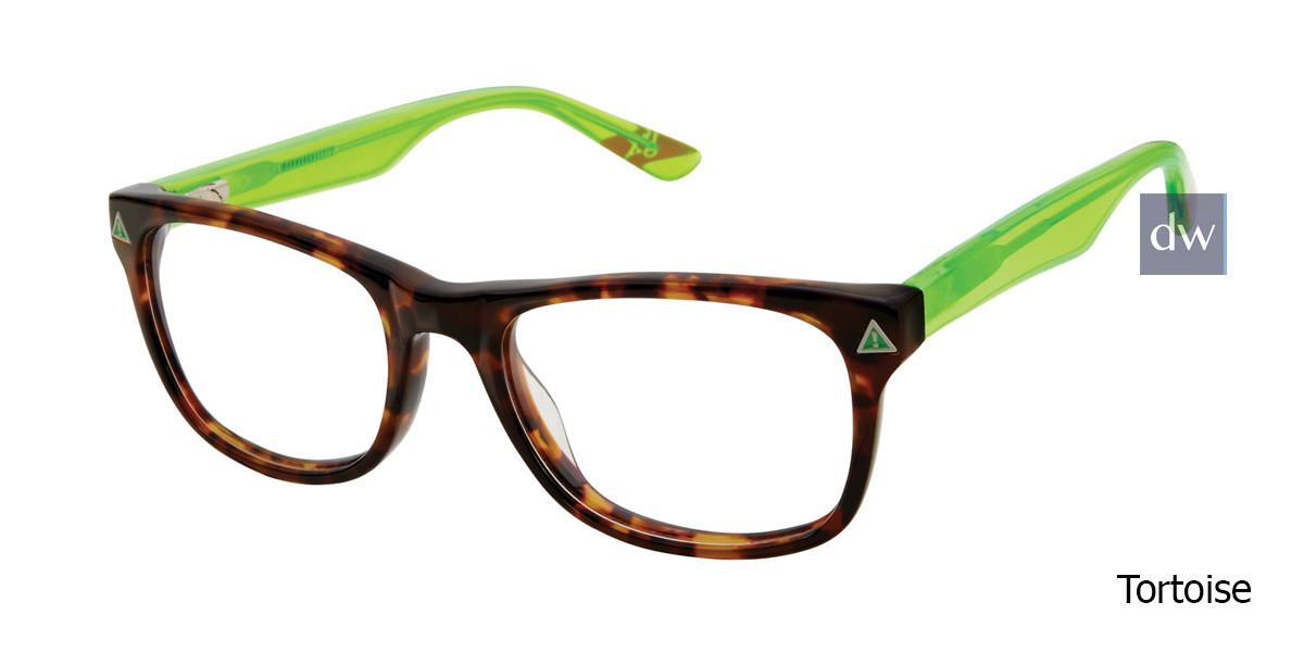 Tortoise Gx By Gwen Stefani GX906 Juniors Eyeglasses - Teenager.