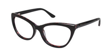 Black Gx By Gwen Stefani GX008 Eyeglasses