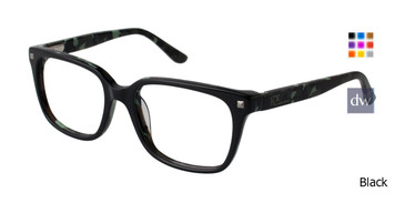 Black Gx By Gwen Stefani GX009 Eyeglasses