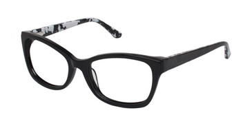 Black Gx By Gwen Stefani GX011 Eyeglasses.