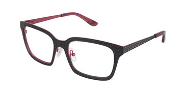 Black Gx By Gwen Stefani GX020 Eyeglasses.
