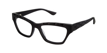 Black Gx By Gwen Stefani GX024 Eyeglasses.