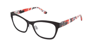 Black Gx By Gwen Stefani GX031 Eyeglasses.