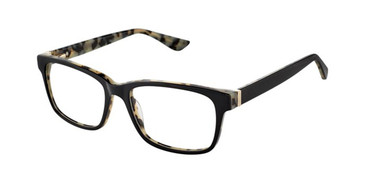 Black Gx By Gwen Stefani GX036 Eyeglasses.