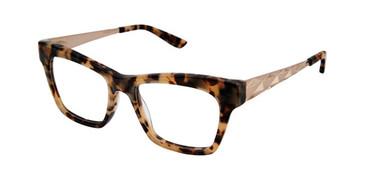 Tortoise Gx By Gwen Stefani GX040 Eyeglasses.