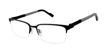 Black Titan Flex 827028 Eyeglasses.