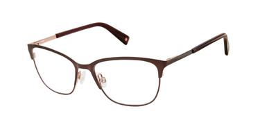 Brown Brendel 922055 Eyeglasses.