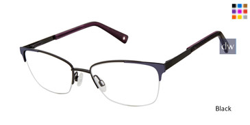 Black Brendel 922056 Eyeglasses.