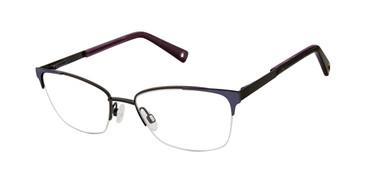 Black Brendel 922056 Eyeglasses.