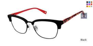 Black Brendel 922058 Eyeglasses.