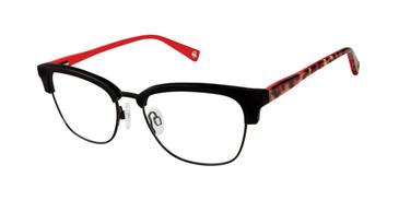 Black Brendel 922058 Eyeglasses.
