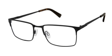Black Titan Flex M977 Eyeglasses.